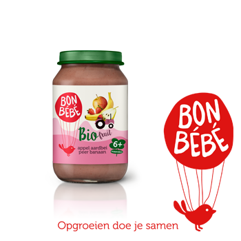 Resultaat Bonbébé Fruitpotje