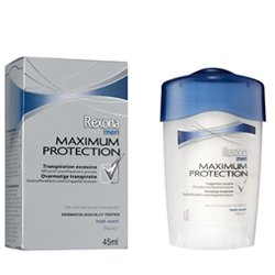Rexona Maximum Protection zorgt voor no sweat!