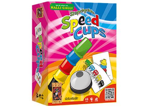 Stapelgekke Speed Cups: test nu dit nieuwe reactiespel met jouw gezin!