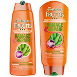 Fructis Damage Repair: 'super food' voor beschadigd haar