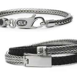 Win een armband van SILK Jewellery