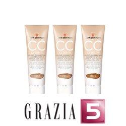 Dr. van der Hoog CC cream getest door het Grazia testpanel