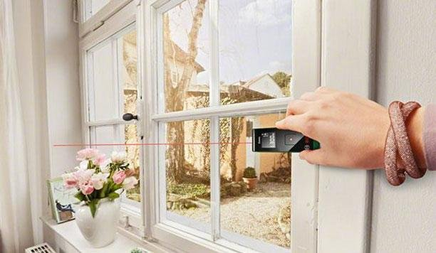 Bosch Zamo: handiger en nauwkeuriger dan meetlint of rolmaat