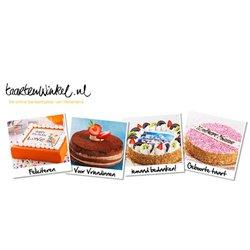 Nieuw in het testpanel: taartenwinkel.nl!