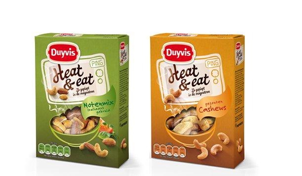 Nieuwe Duyvis Heat & Eat proberen? Geef je op voor de test!