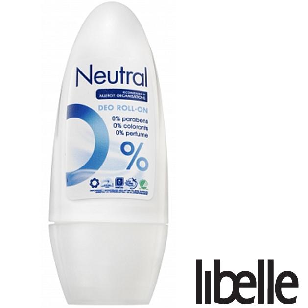 Nieuw testpanel: Neutral deodorant roller