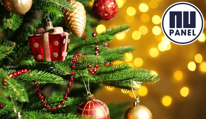 NUpanel resultaten: 88% viert Kerstmis dit jaar