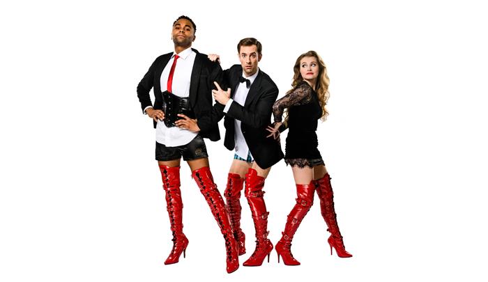 Ga jij binnenkort naar de musical Kinky Boots?
