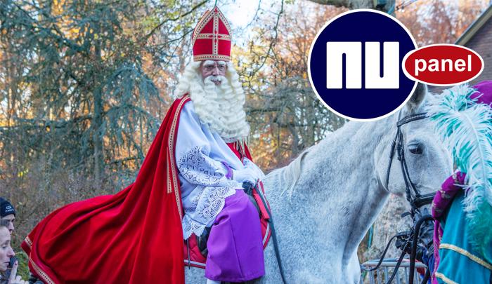 NUpanel resultaten: helft Nederland viert Sinterklaas op 5 december