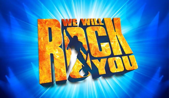 Ga jij binnenkort naar de rockmusical We Will Rock You?