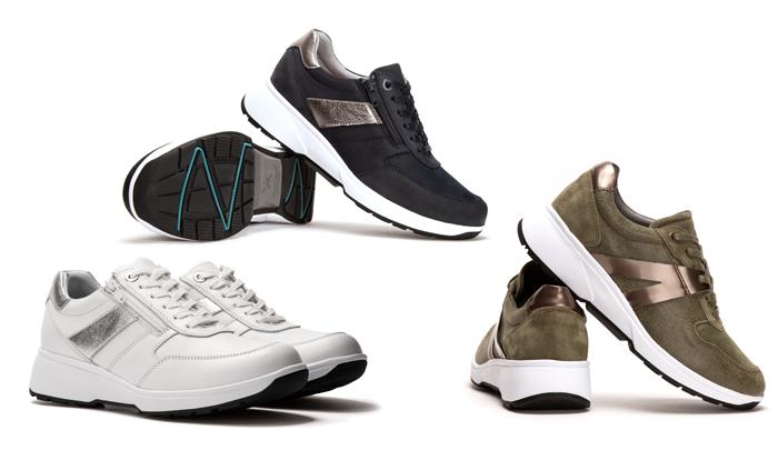 Test jij Xsensible Stretchwalker sneakers?