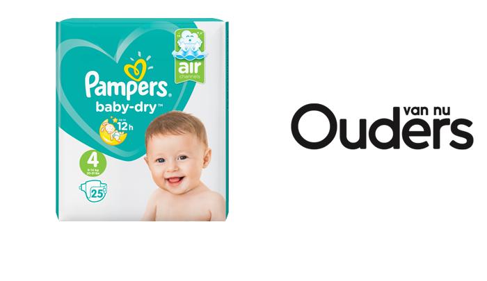 Resultaten Pampers® Baby-Dry