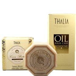 Thalia cacaoboterzeep en haarolie: zacht, zachter, zachtst