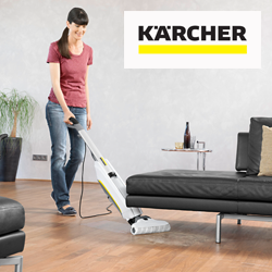 Testresultaten: Kärcher Floor Cleaner FC 5 zuigt en dweilt tegelijk