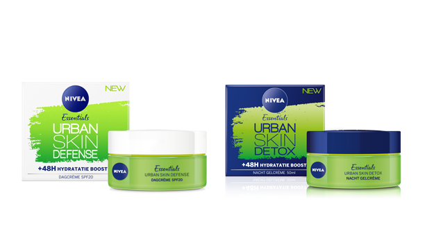 Test de nieuwe dag- en nachtcrème van NIVEA Urban Skin!