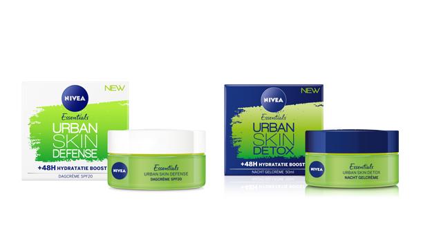 NIVEA Urban Skin maakt je huid city proof