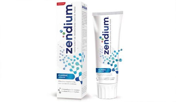 Test nu Zendium! En versterk de natuurlijke weerstand van jouw mond!