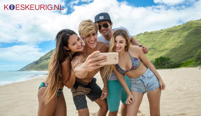 ASUS ZenFone 4 Selfie: nooit meer dringen voor de lens