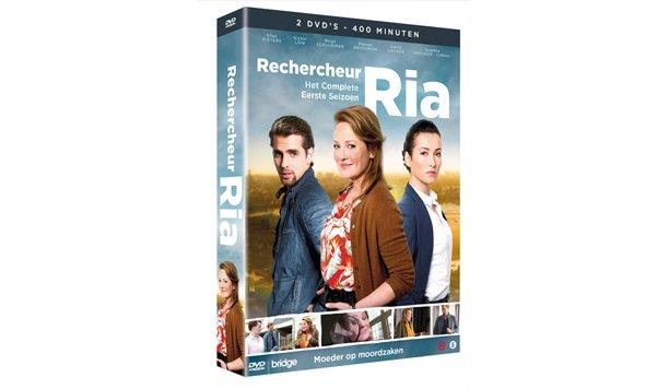 Maak kans op de DVD Rechercheur Ria Seizoen 1