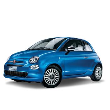 Maak jij een proefrit in de nieuwste Fiat 500 MIRROR?