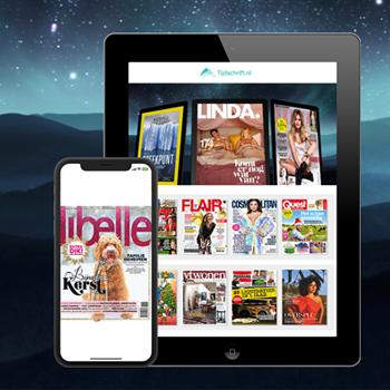 Test jij mee door het lezen van tijdschriften?