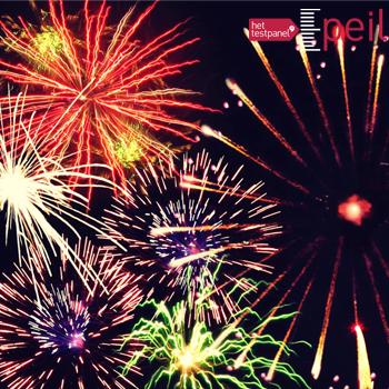 Stelling van de week: vuurwerk