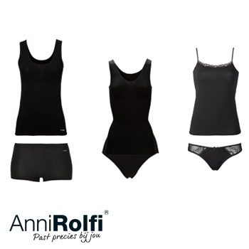 Testresultaten: Anni Rolfi ondermode