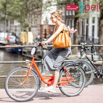 Stelling van de week: ik pak zo vaak mogelijk de fiets