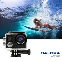 Testresultaten: Met de Salora action camera ACE700 mis je niets