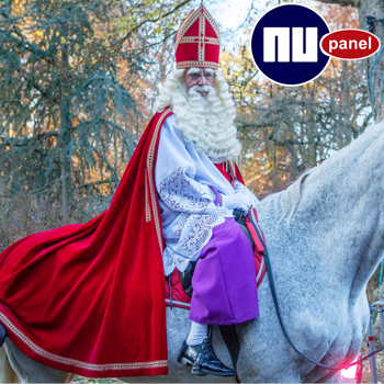 Resultaten NUpanel: Beïnvloedt de pietendiscussie het Sinterklaasfeest?