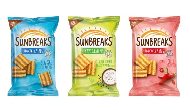 Testresultaten: Sunbreaks® snacken lekker weg
