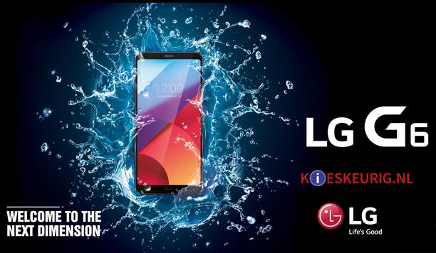 Testresultaten: Met de LG G6 zie je alles