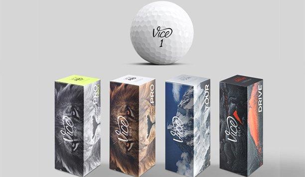 Een golfbal van topkwaliteit voor de helft van de prijs? We laten ons testteam beslissen of het Vice Golf is gelukt.