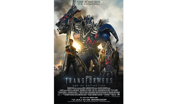 Maak kans op een Transformerspakket t.w.v. €75,-