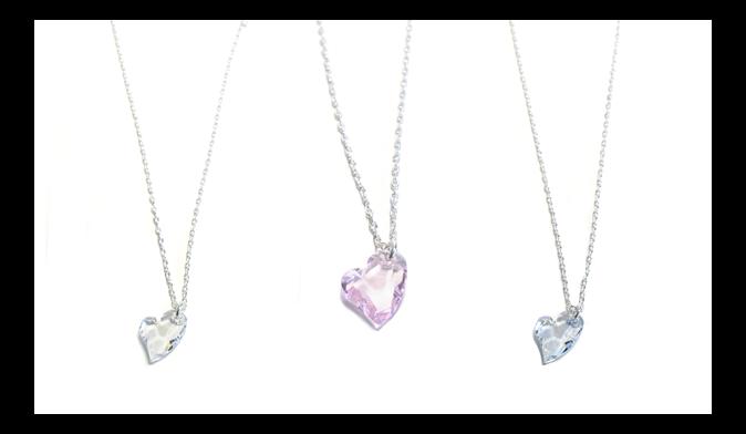 Winactie: 5 x Lisateamo Jewels Sieraden Ketting met Swarovski Crystal