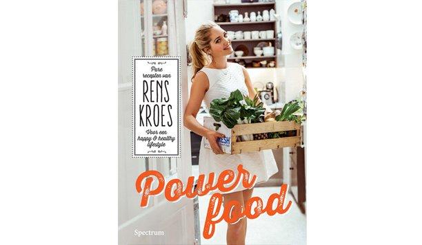 Win het boek Powerfood van Rens Kroes t.w.v. €19,99