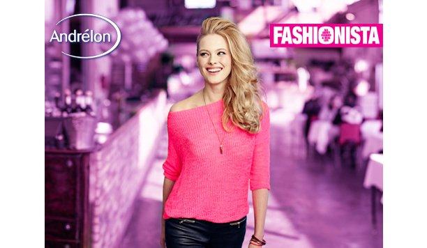 Fashionista & Andrélon zoeken meiden met een mening!