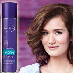 Andrélon Fantastische Fixatie Hairspray is… fantastisch!